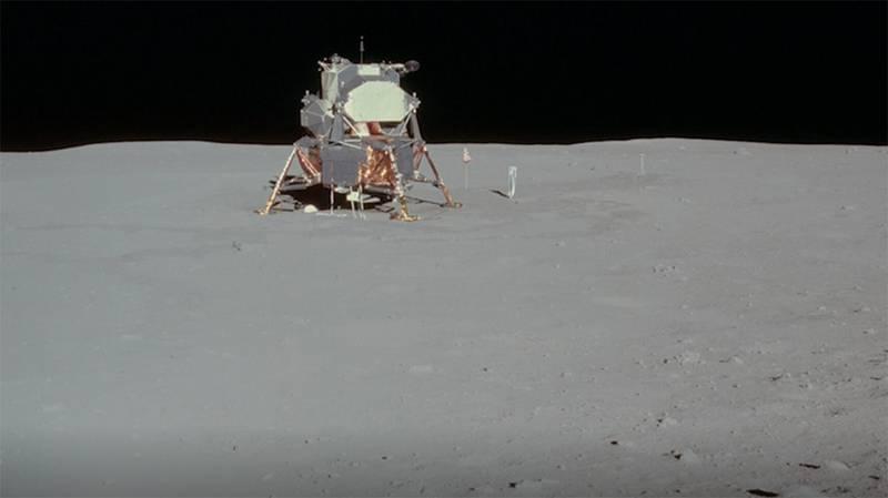 Die Eroberung Des Mondes