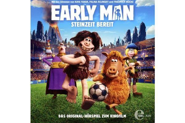 Early Man - Steinzeit Bereit Stream