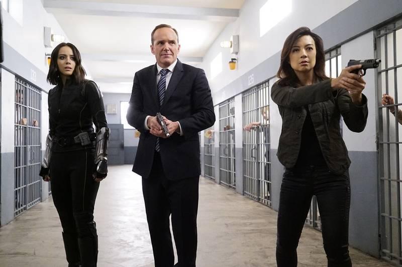 agents of shield staffel 3 dvd