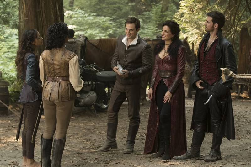 Once Upon A Time HD Wallpaper   Background Image
