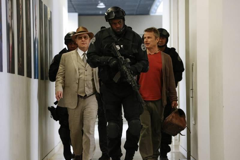 Wer Ist Raymond Reddington Wirklich Staffel 7