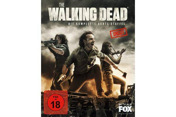 the walking dead staffel 8 dvd