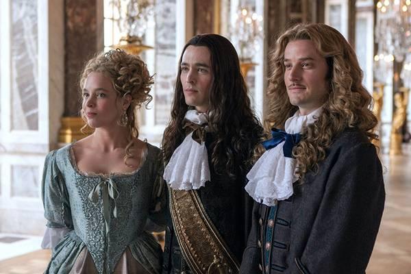 Versailles Staffel 3 Deutsch
