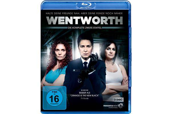 Wentworth Staffel 2