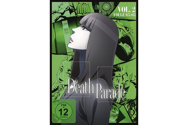 death parade staffel 2