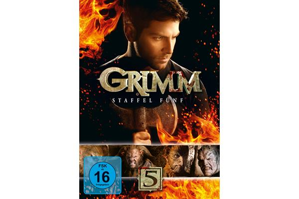 Grimm 5 Staffel