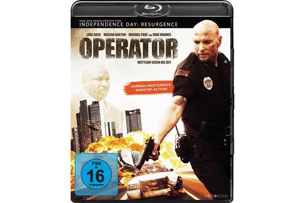 Operator Wettlauf Gegen Die Zeit