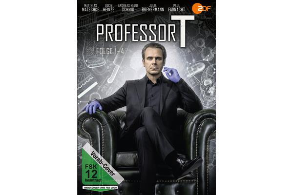 Professor T Staffel 4 Geplant
