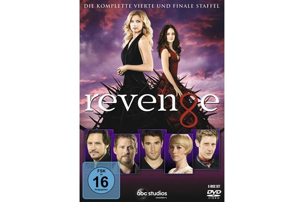 Revenge Staffel 4 Kaufen