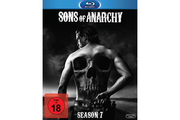 Sons Of Anarchy Staffel 7 Deutsch Kaufen