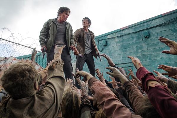 The Walking Dead Staffel 6 Im Tv